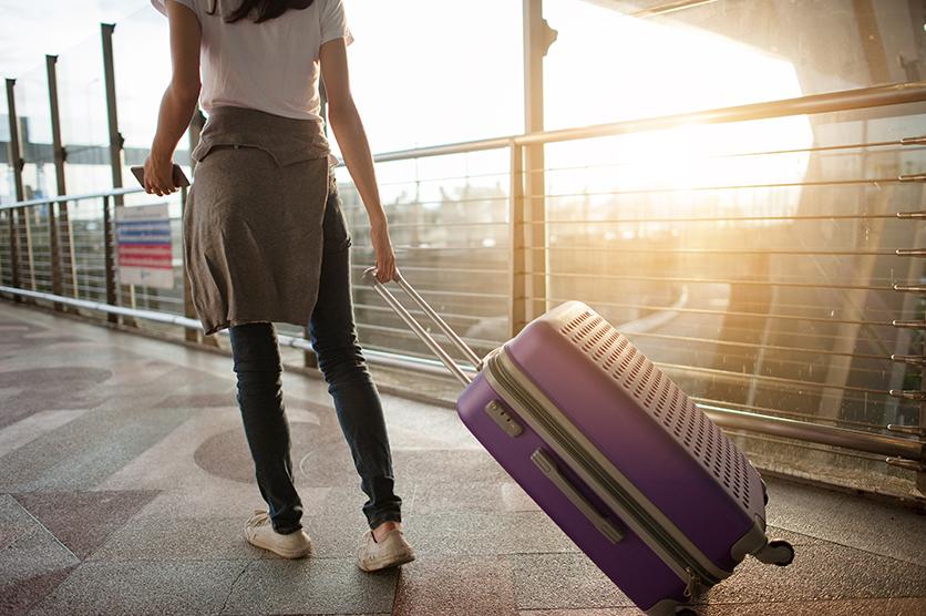 left luggage edinburgh