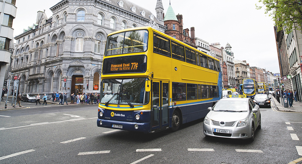 taxi from dublin airport: best options