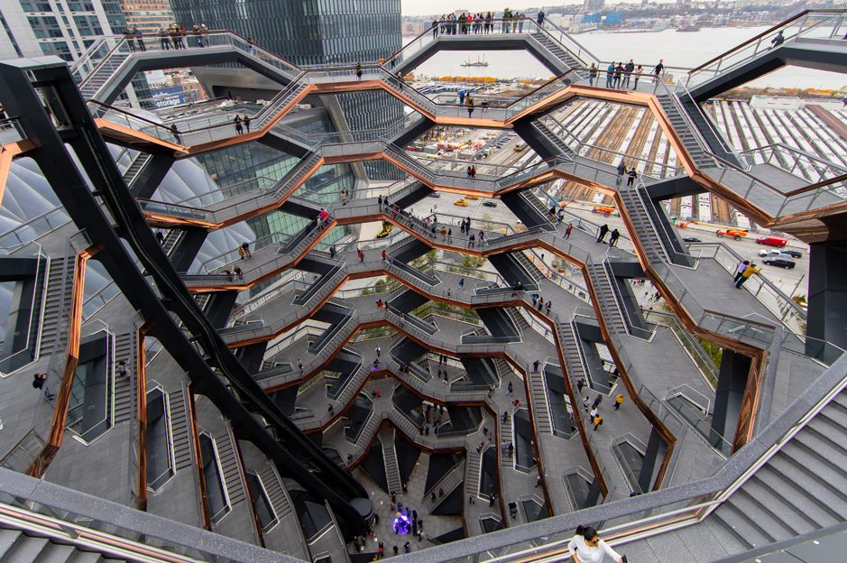 vessel new york city