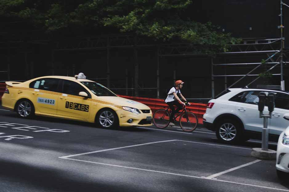taxi to melbourne cbd: pricing table