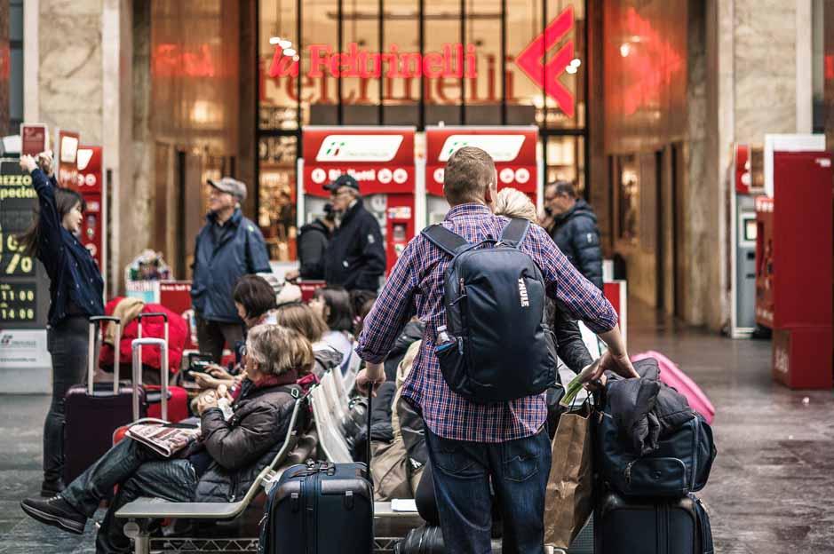 luggage storage florence: near the main station