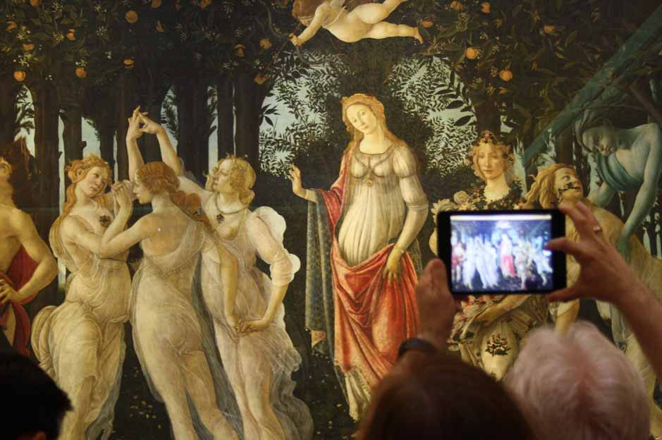 botticelli florence: painting