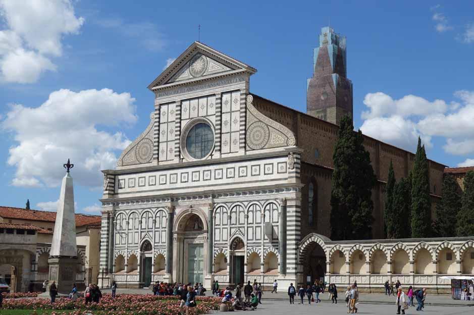santa maria novella basilica: a must-see attraction