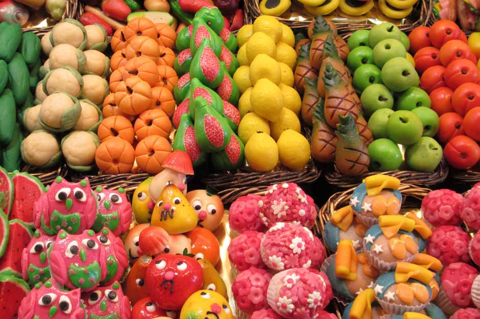 things to do in Barcelona: markets