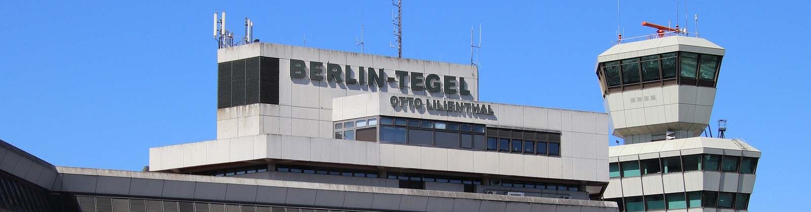 To and From Berlin's Tegel Airport: find your way