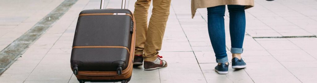 Top-rated luggage storage locations in London Liverpool Street