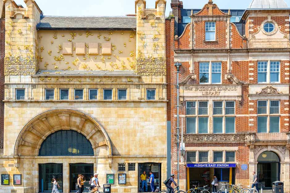 whitechapel art gallery: discover the best museums in London