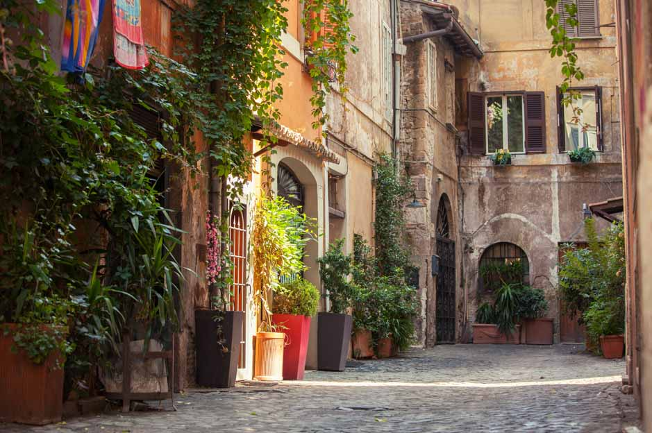 Things to do in Trastevere: restaurants, cafes, bars, museums