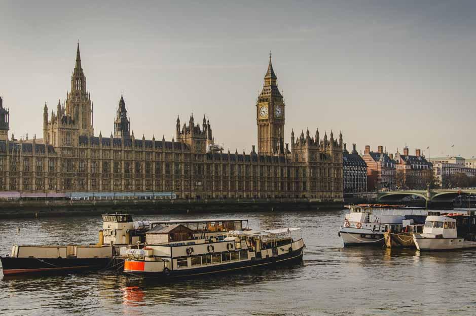 Westminster uk parliament: tour it