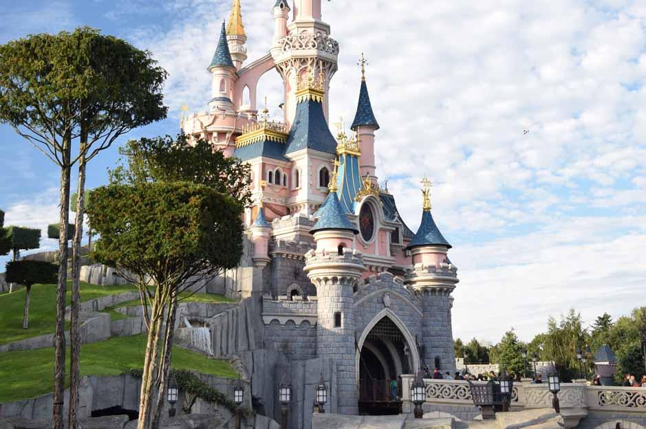 Disneyland: attractions for children