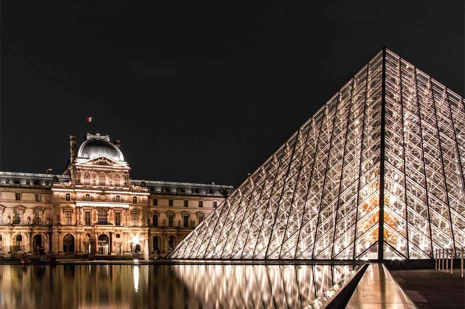 Things to do in Paris at night: the city by night