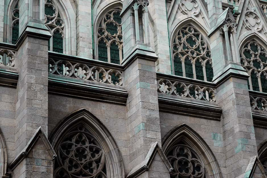 St Patricks Cathedral: Gothic cathedral