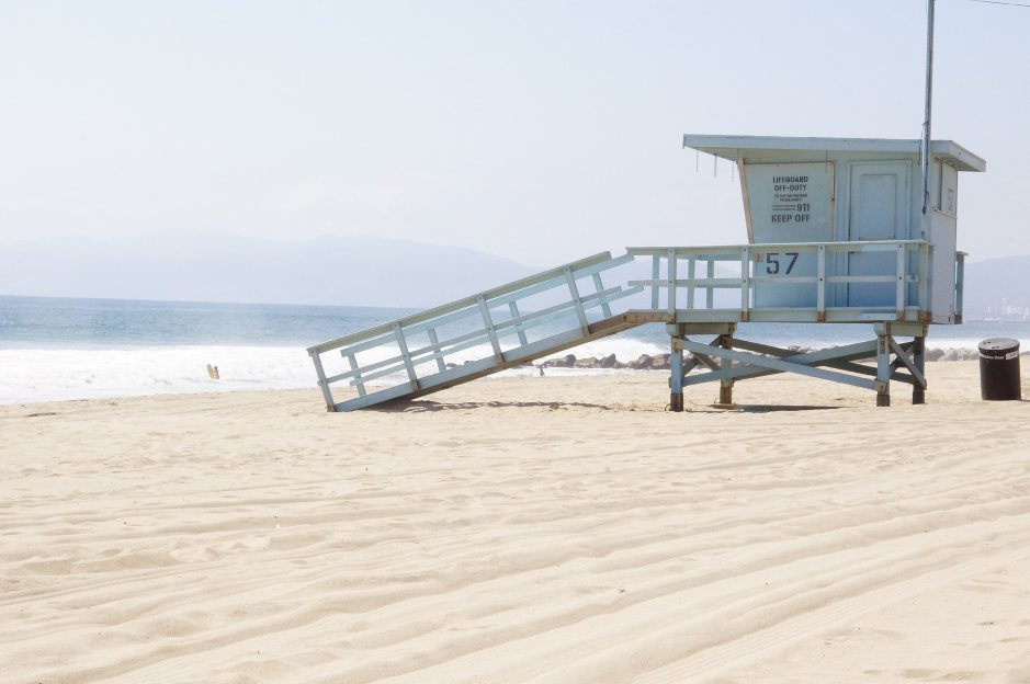 Summer in California: options