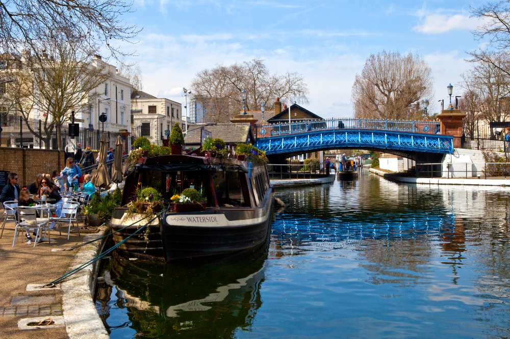 Little Venice, London: hidden gems