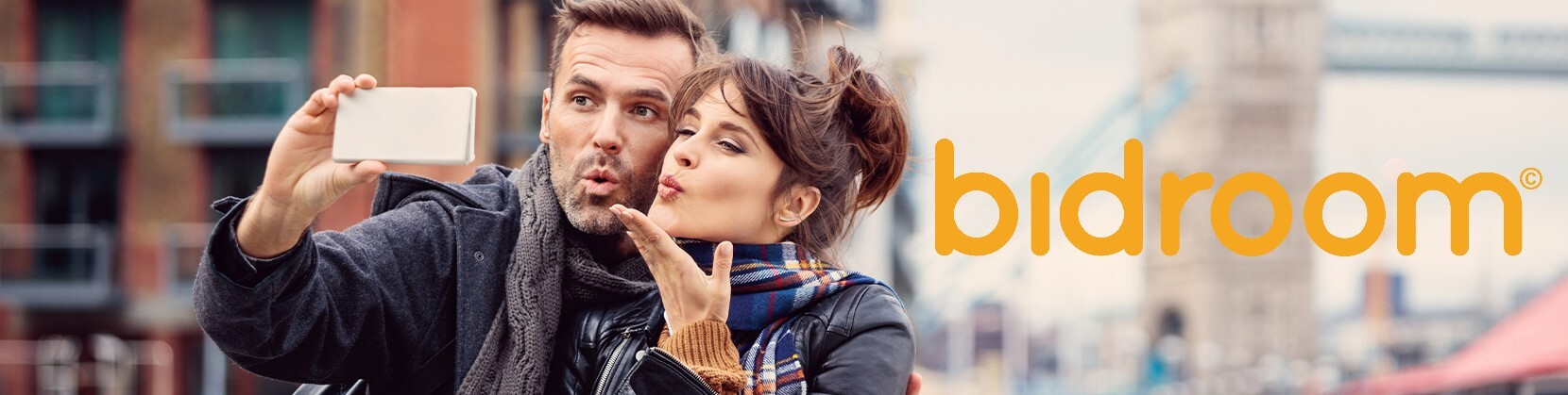Bidroom: find out this amazing service