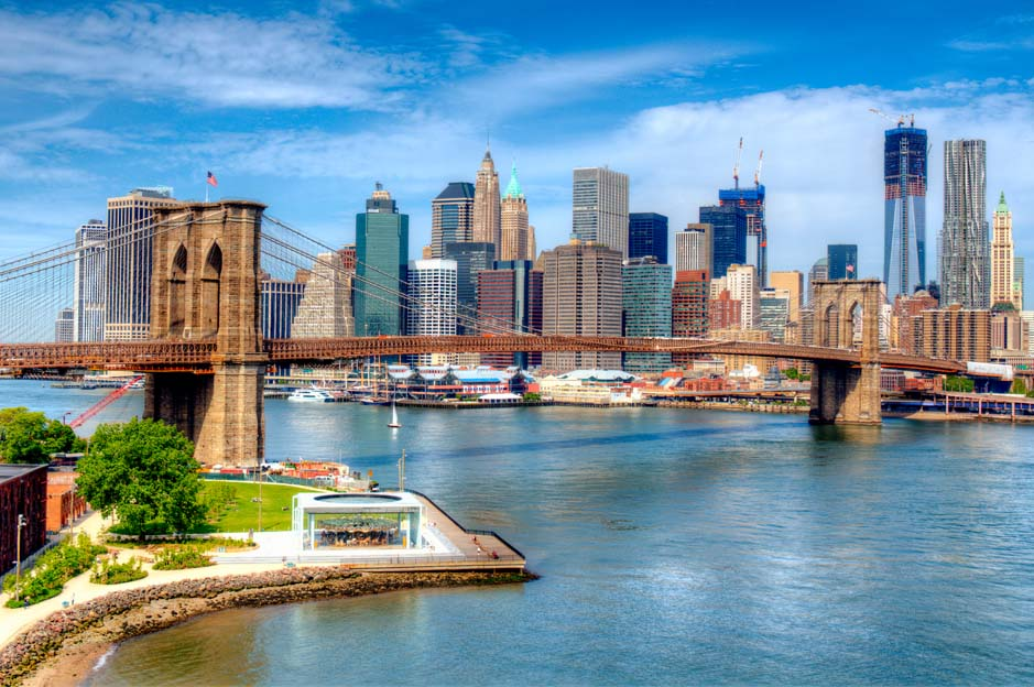 landscape new york: best views