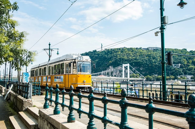 tram in pest: best moments in budapest