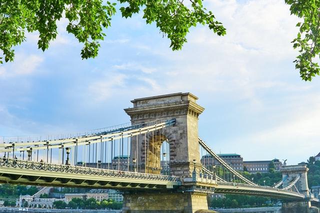 budapest chain bridge: info