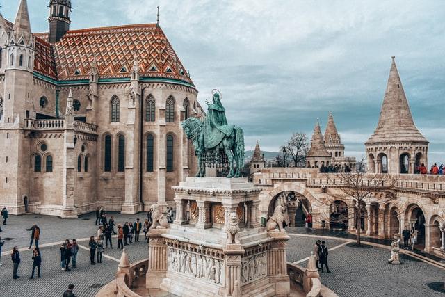 Fisherman's Bastion: Budapest's sights