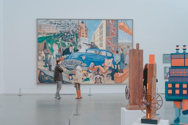 Tate Modern: how to visit it
