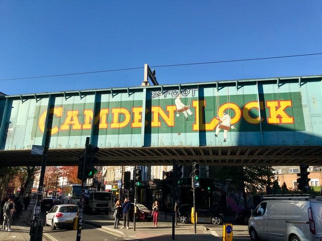 camden market: city of london