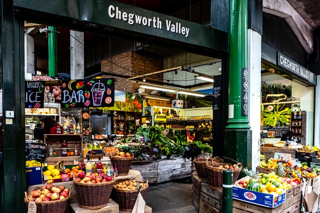 Borough market: top-rated markets