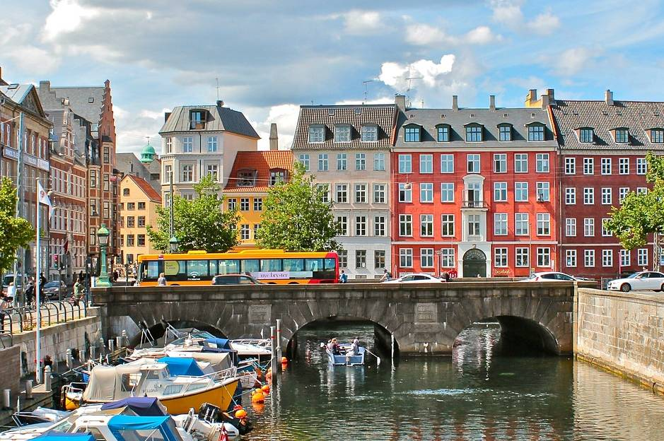 Danemark: landscape
