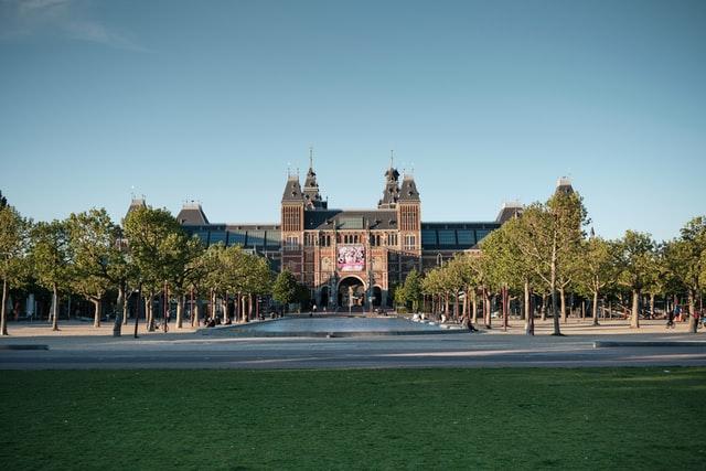 Rijksmuseum: Amsterdam, Nederland